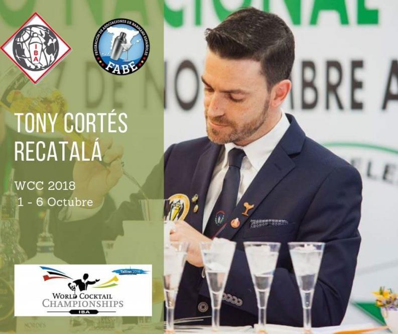 Tony Cortés Mundial