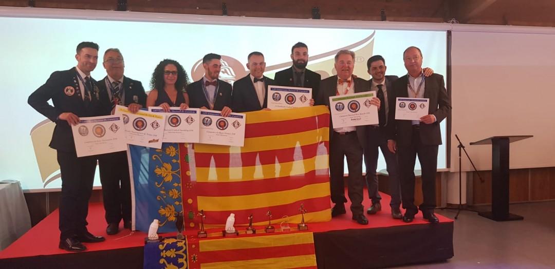 Campeones de España